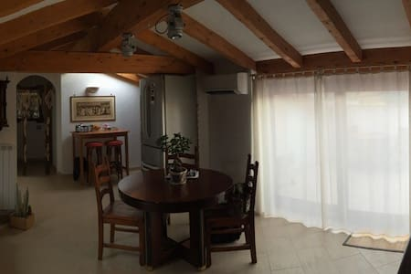 Cozy Loft in Rome 15 minutes to Downtown - Roma