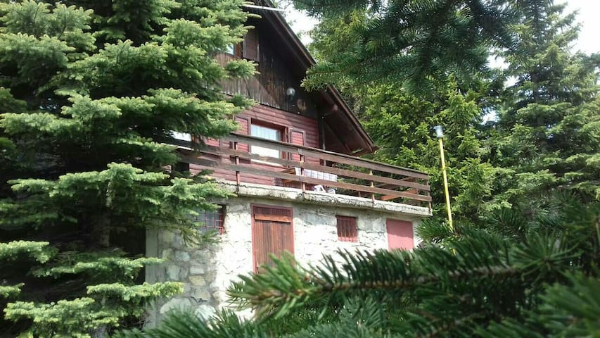 "Cozy mountain house ""Puljo"""