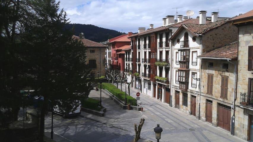 HABITACIONES PRIVADAS  VILLA MEDIEVAL DE ELORRIO