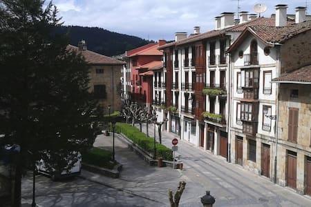 HABITACIONES PRIVADAS  VILLA MEDIEVAL DE ELORRIO - Elorrio - Wohnung