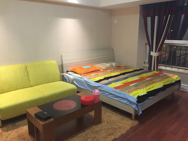 万达SOHO精装公寓,给你全新的自由时尚空间 - 乌鲁木齐 - Apartmen