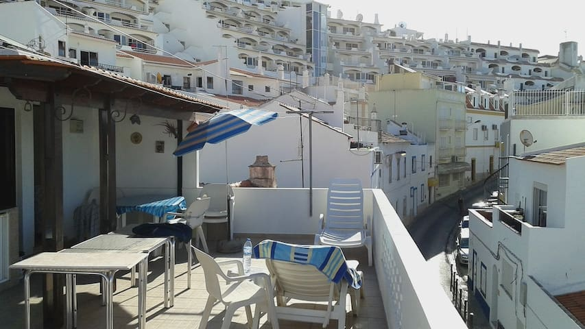 (B) Albufeira centre- 150m to the beach - Old town - Albufeira - Dom
