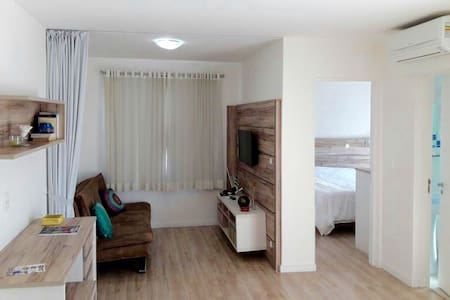 Flat Aconchegante II Centro Curitiba - 1101 - Curitiba - Serviced apartment