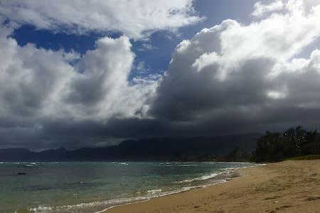 Family Friendly Hawaiian Home - Laie