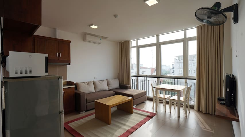 Affordable bright apartment