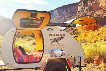 Red Rock Teardrop Trailer #1 - Moab