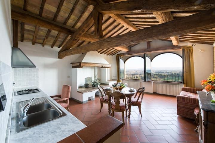 Apartament Tortoli San Gimignano