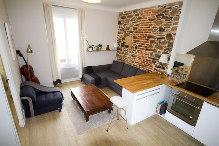 A 5 minutes de tout! - Nantes - Apartment
