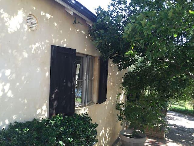 The Guest Cottage at La Estancia