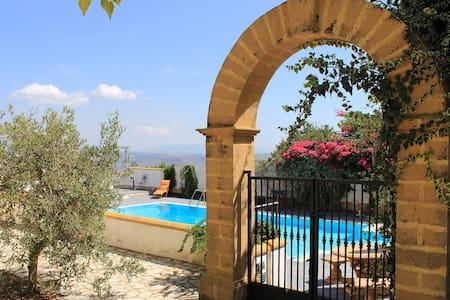 Villetta con giardino e piscina - Partanna - Квартира
