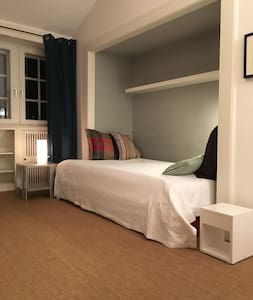 2 room appartment in Villa near Düsseldorf fair - Krefeld - Villa