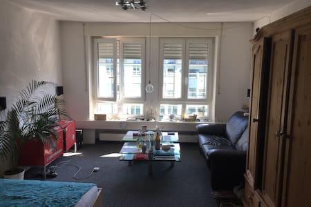 Helles Cityzimmer am See - Friedrichshafen