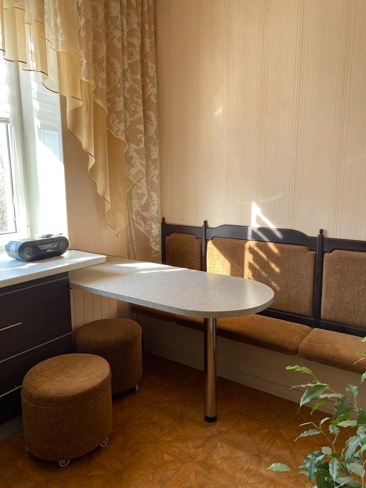 Уютная 2-х комнатная Квартира