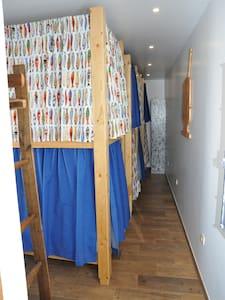 Hostel O Torneiro uma Memória Viva Cama 5