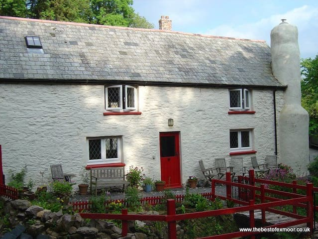 Cascade Cottage, Exford - Exford  - Hus