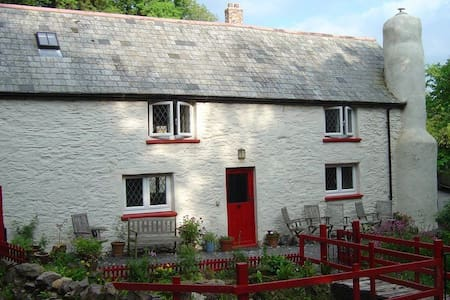 Cascade Cottage, Exford - Exford  - House