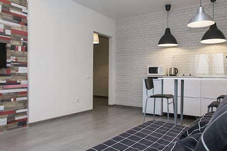 Комфорт Швеции на Широтной - Тюмень - 公寓
