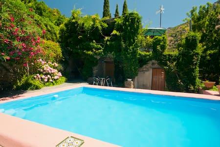 C. Andalucía, piscina y naturaleza - Pampaneira - Haus