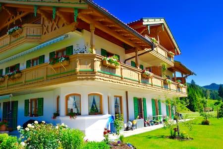 FeWo Johannes - Gästehaus Christina - Wallgau