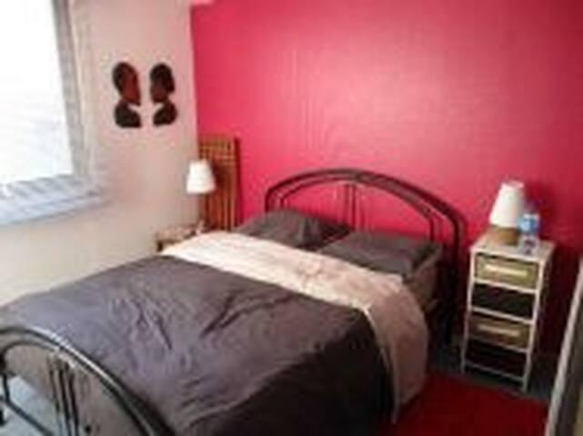 Appartement proche centre & 30 min Puy du fou - Cholet - Apto. en complejo residencial