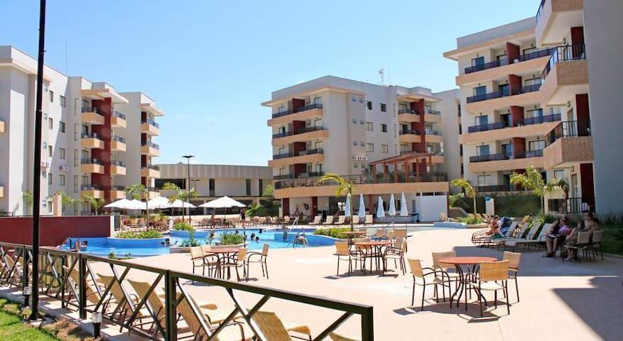 Marina Flat Nautica - Caldas Novas - Apartment