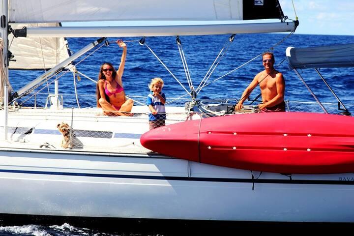 """Das Leben genießen auf """"Gente di Mare"""""""
