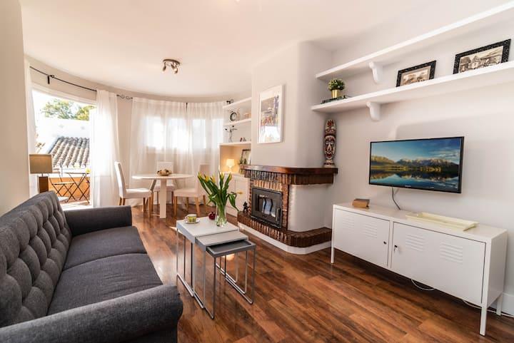 Precioso apartamento en Benalmádena