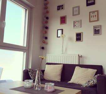 Appartement Lumineux et Chaleureux, Ile de Nantes. - Apartment