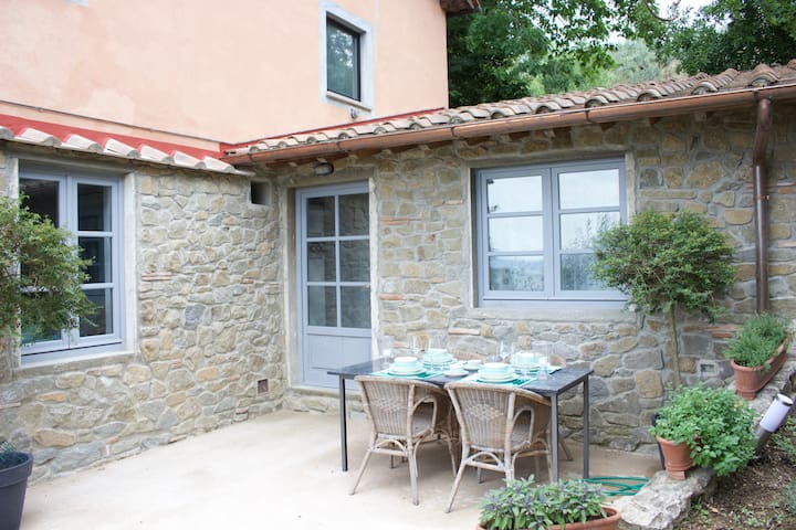 The vacation house Poggio al Sole - Reggello - Byt