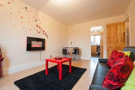 Dreamer's Delight – City Centre Apartment - Loughborough - Huoneisto