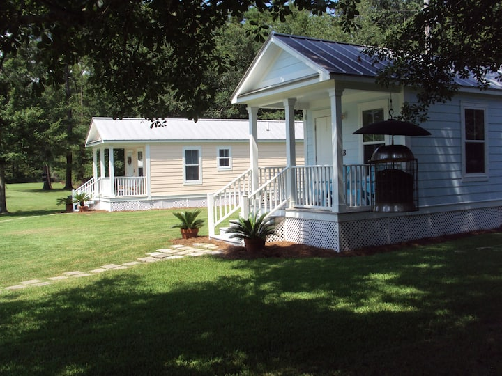 $70/Night. Bon Secour Cottages. Close to the Beach