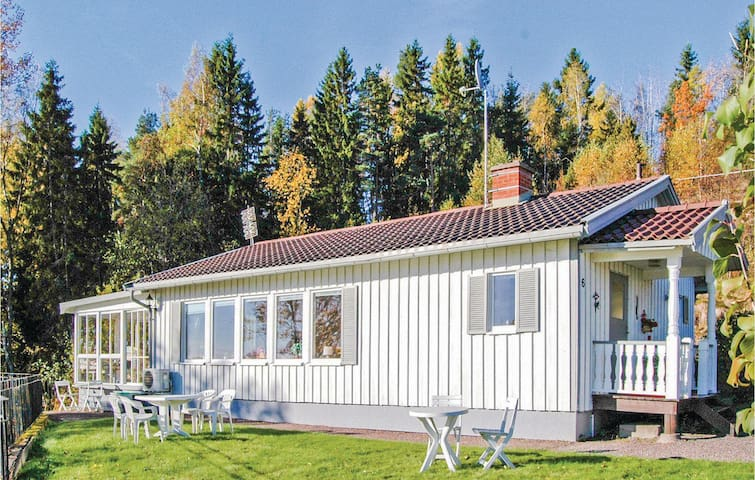 Holiday cottage with 2 bedrooms on 80m² in Kil