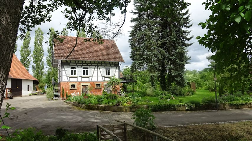 s'Mühlehäusle - Ammerbuch - House