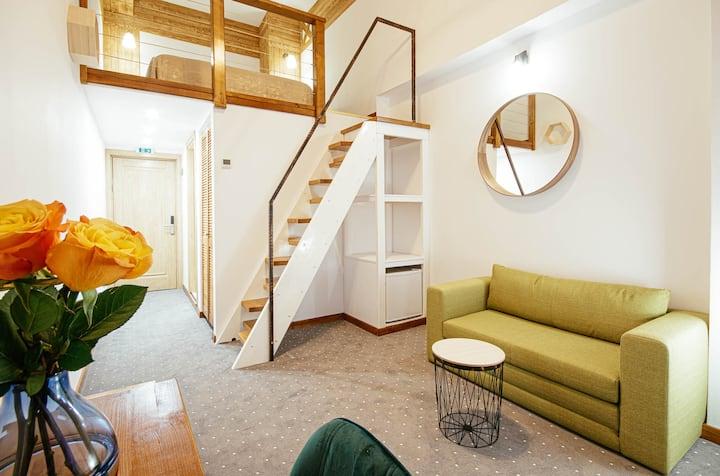Camera dublă în Hotel Buchenland 104