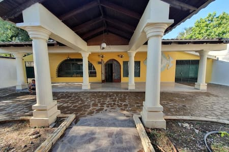 Large Spacious House, 24 hours security.