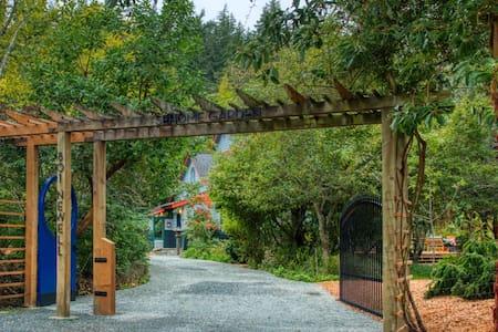Sehome Garden Inn- Japanese Garden Suite