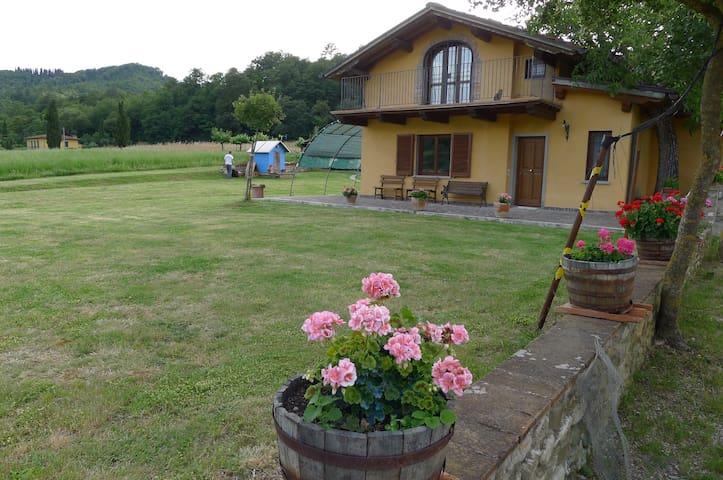 agriturismo Pian Barucci (25 km da firenze)