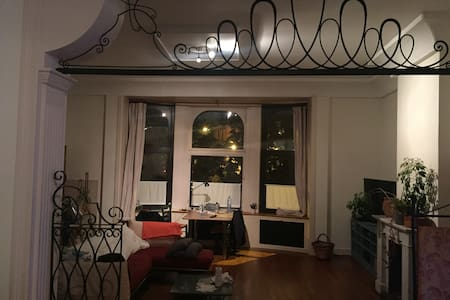 1rst  Floor  Appartement - Ixelles - Appartamento