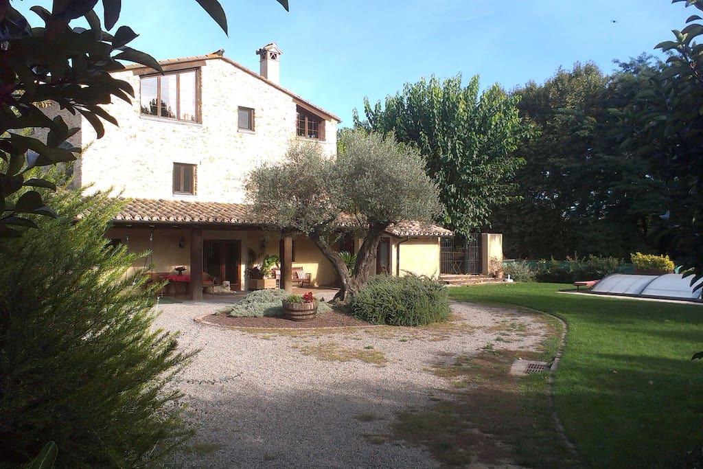 Alojamiento rural con desayuno casas en alquiler en - Casa en cornella ...