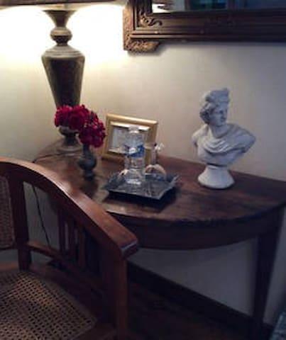 """Séjour au Manoir de Kerliviry:chambre """"Marguerite"""""""