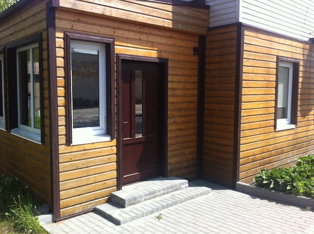 Two bedroom apartment in the center of Palanga - Palanga