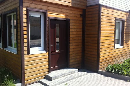 Two bedroom apartment in the center of Palanga - Huoneisto