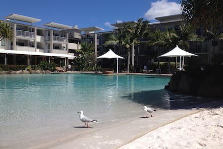 Resort in South Kingscliff, NSW - Kingscliff - Lejlighed