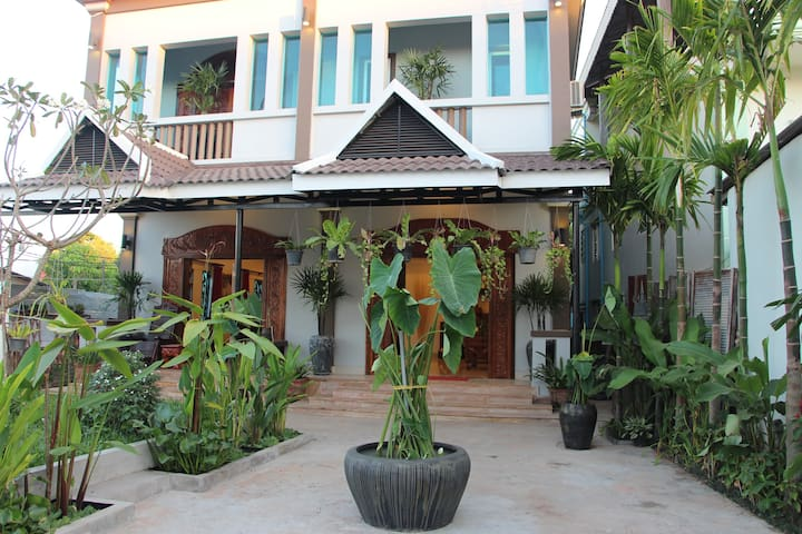 Private Home next to PubStreet - Krong Siem Reap - Dom
