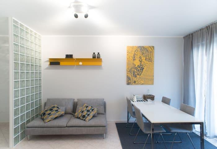 Mirabilia Romae - Fonte Laurentina - Appartamento