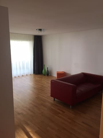 Zentrale topmoderne Wohnung in ruhiger Lage Brig - Brig - Apartamento