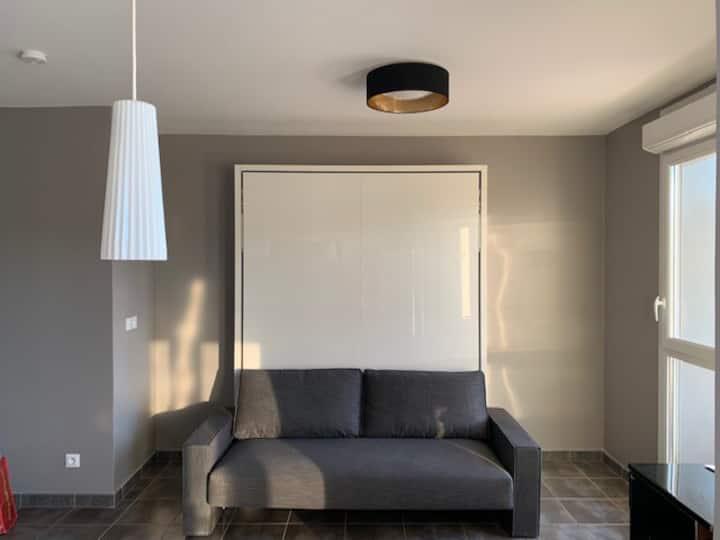 Studio idéal pour découvrir Annecy