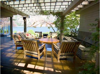 Beautiful Rowena Waterfront Home