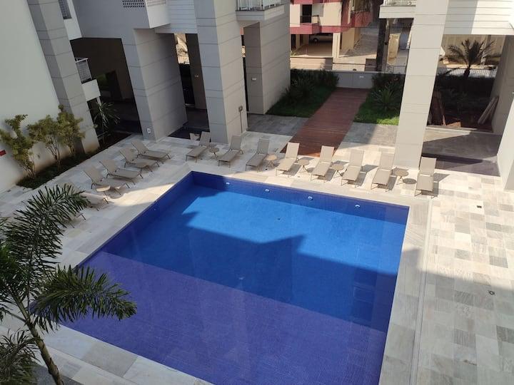 Apartamento de Luxo em Ubatuba na Praia Grande