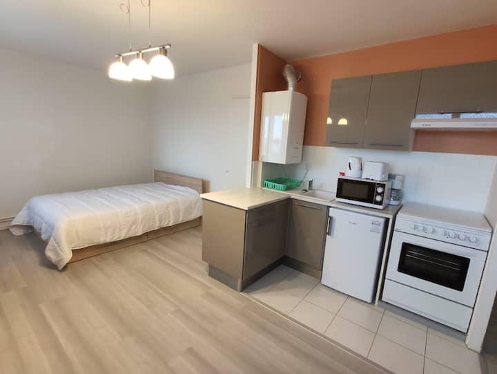 Appartement 30m² RDC dans résidence sécurisée